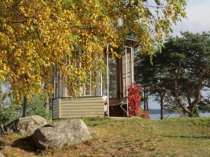 Lehtla - nn kurilka Meremuuseumi vaatetorni kõrval