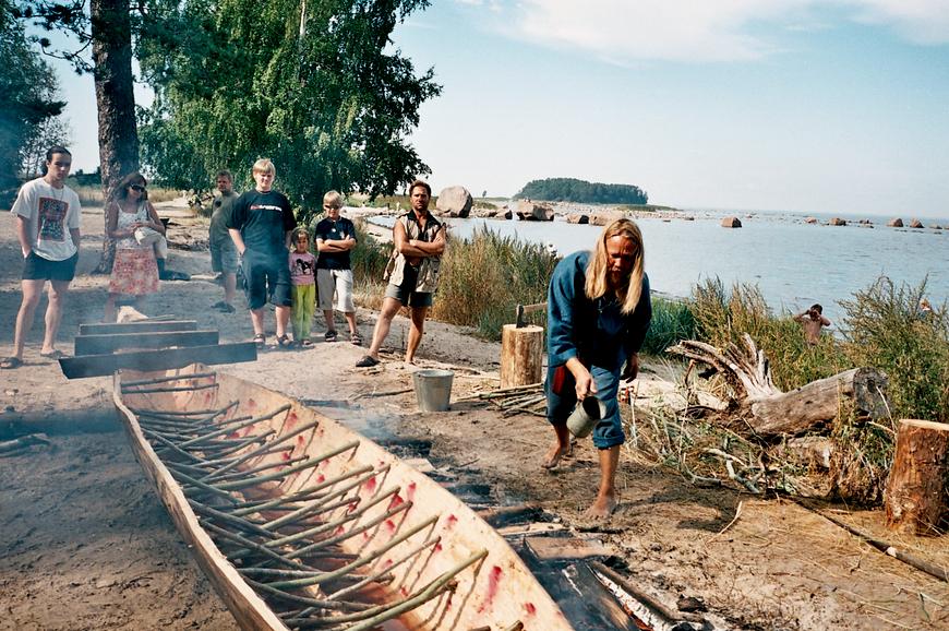 2006 haabjaehitus, viikingipäevadel