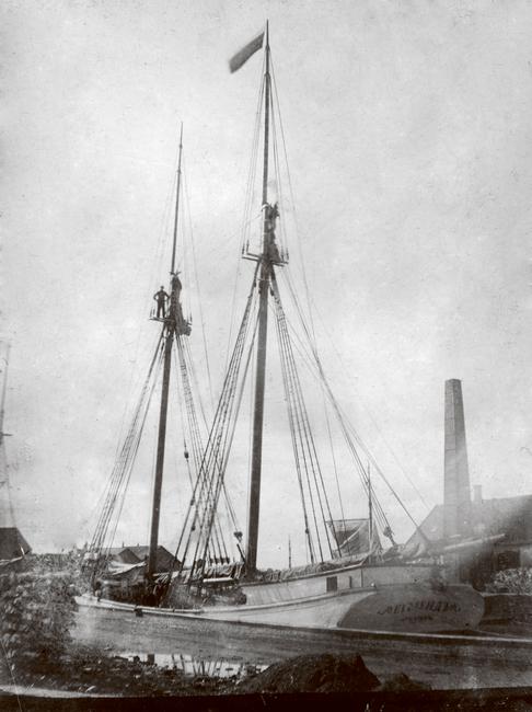 Egmund, Kaevu valgama 1900
