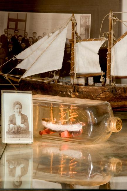 Aarne Vaik erakogu väljapanek Käsmu Meremuuseumis