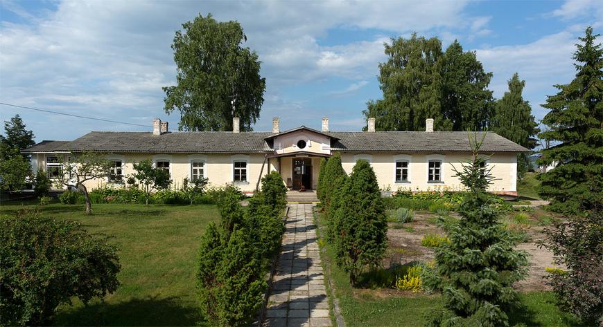 Käsmu Meremuuseum kevadel 2012. Autor: Tarne Vaigu erakogu, foto Toomas Tuul.